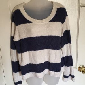 Super soft crew sweater